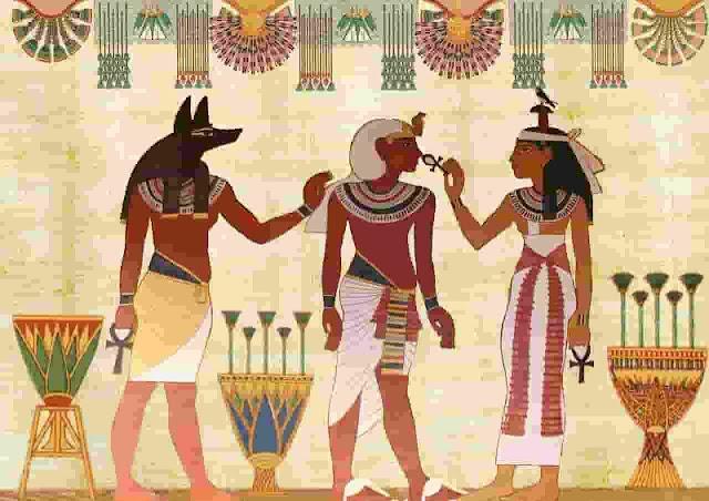 Queen  Nefertari's  Cemetery