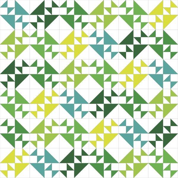 Crosses & Losses Quilt Block Tutorial