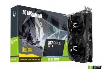 NVidia GeForce GTX 1660完全ドライバーのダウンロード