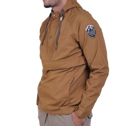 Eiger 1989 Metaforma Jacket Khaki