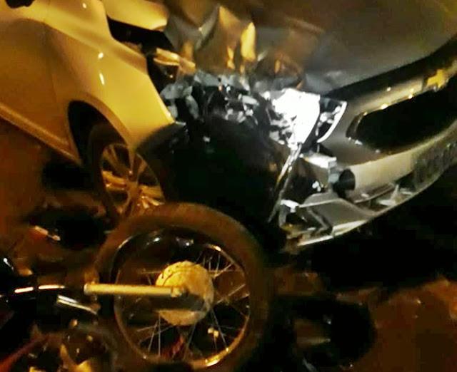 Roncador: Jovem que sofreu acidente na sexta veio a óbito