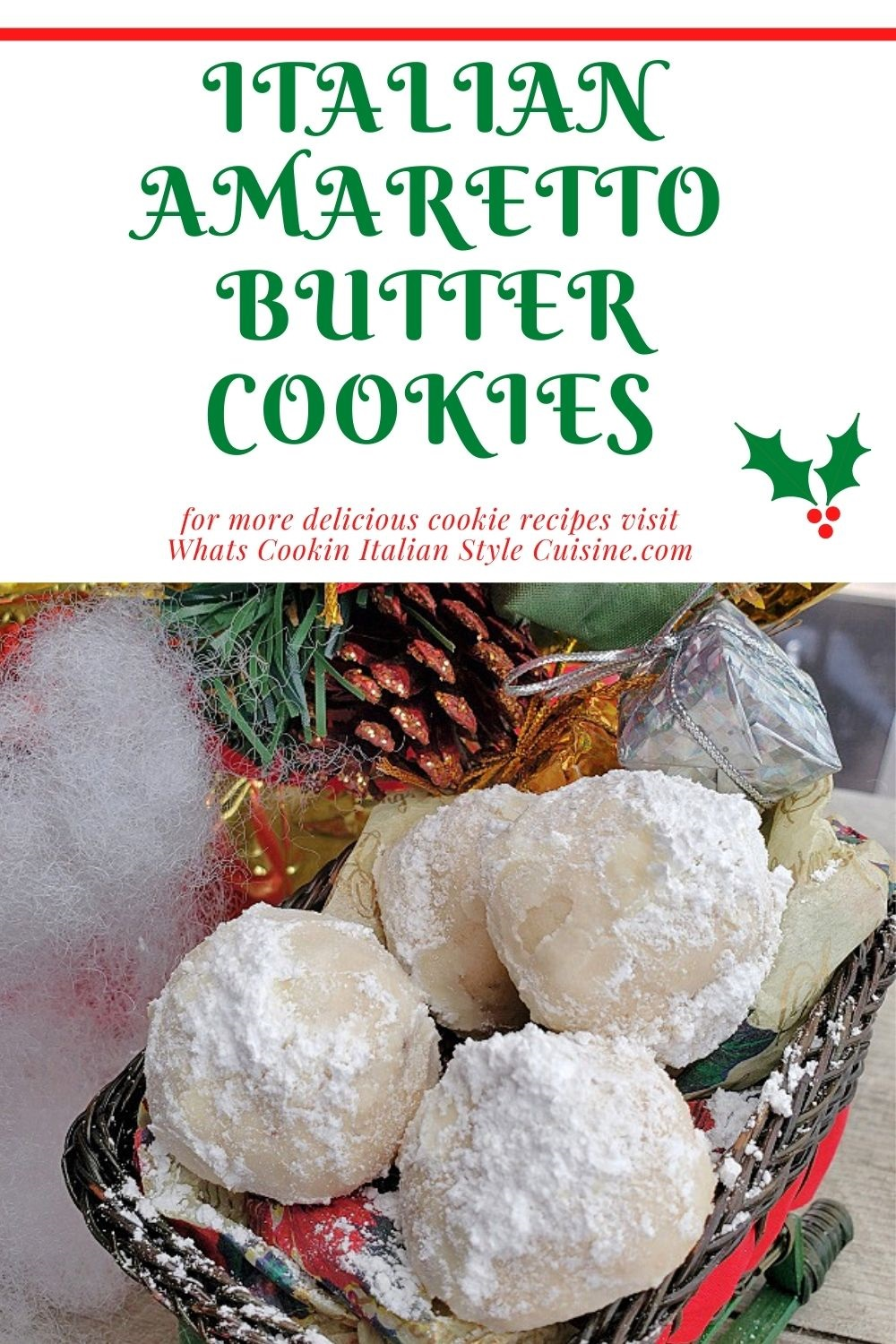 these are how to make snowballs cookies pin for later for Christmas and the recipe