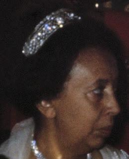 pearl diamond tiara princess tenagnework ethiopia