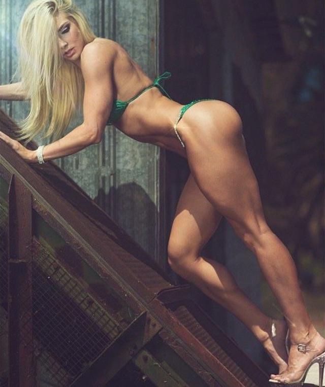 Fitness Model Whitney Cordray