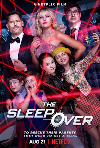 The Sleepover (Web-DL 720p Ingles Subtitulada) (2020)