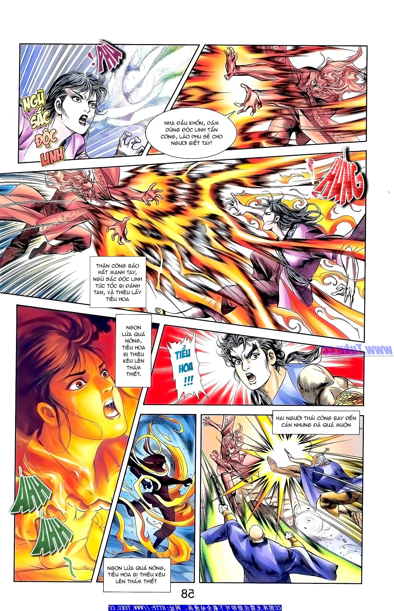 Cơ Phát Khai Chu Bản chapter 157 trang 22