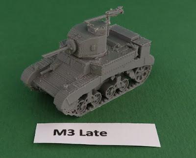 Stuart Tank picture 6
