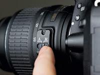 Fungsi AF dan MF pada Kamera DSLR