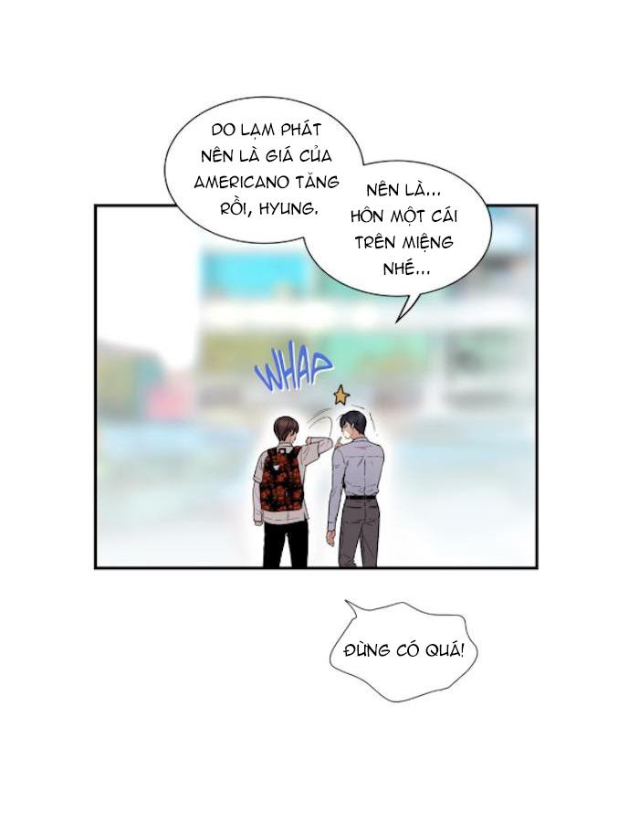 Dấu Hôn Chap 18 Trang 7