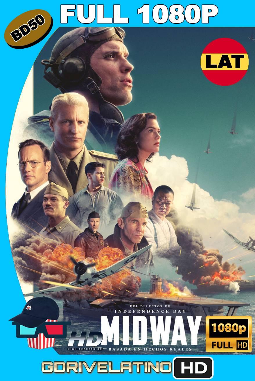 Midway: Ataque en Altamar (2019) BD50 1080p Latino-Ingles MKV