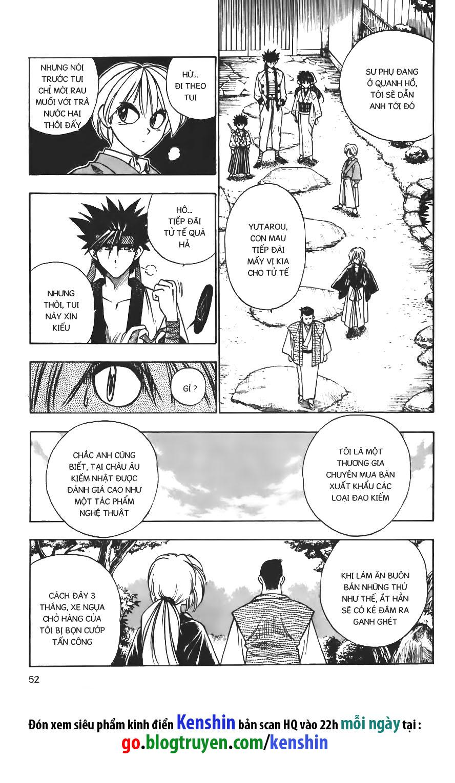 Rurouni Kenshin chap 37 trang 10