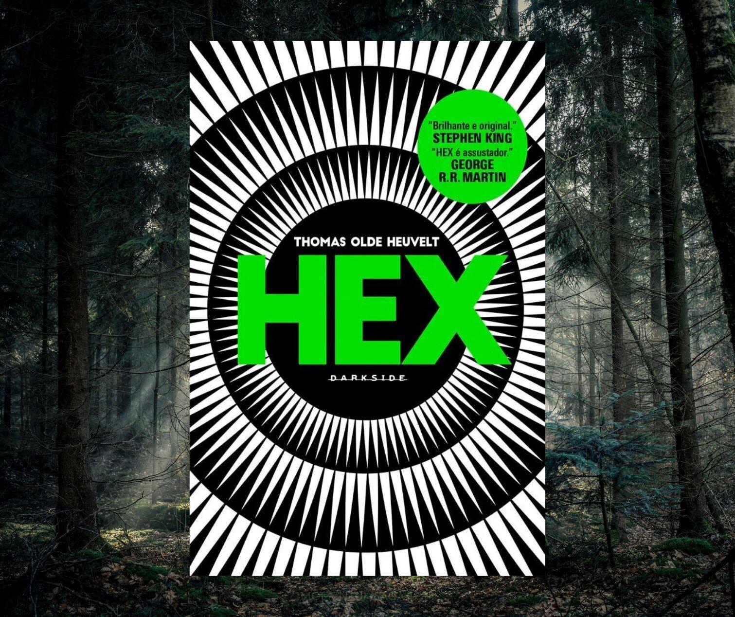 Resenha: HEX, de Thomas Olde Heuvelt