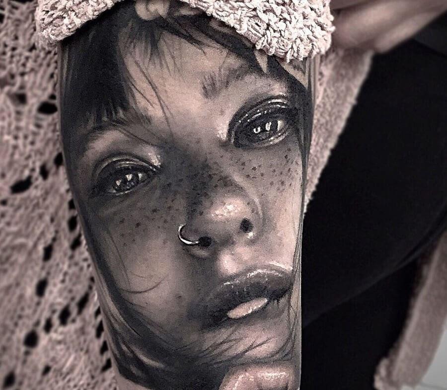 03-Nose-ring-tattoo-Saketattoocrew-www-designstack-co