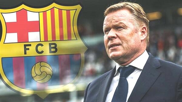 كومان يعلق علي تصريحات ميسي بشأن مستقبلة مع برشلونة