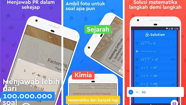 8 Aplikasi Android Bermanfaat Untuk Membantu Pelajar dan Mahasiswa