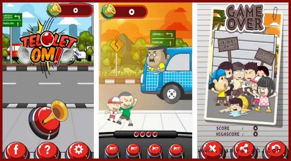 Download Game Om Telolet Om