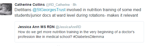 Type 2 diabetic: 320 reasons to avoid dietitians  Capture%2Bcollins2