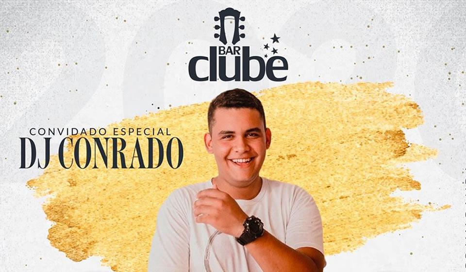 Conheça DJ Conrado, convidado especial da festa 'Na Virada com William & Dorta'