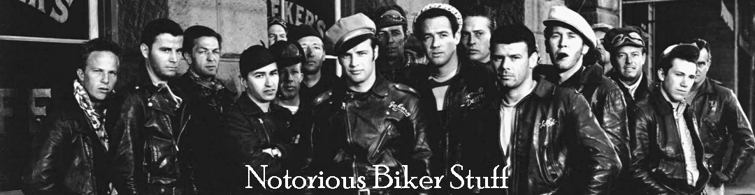 Notorious Biker Stuff