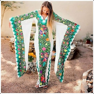 Elişi Elbise Modelleri - Moda Tasarım 8