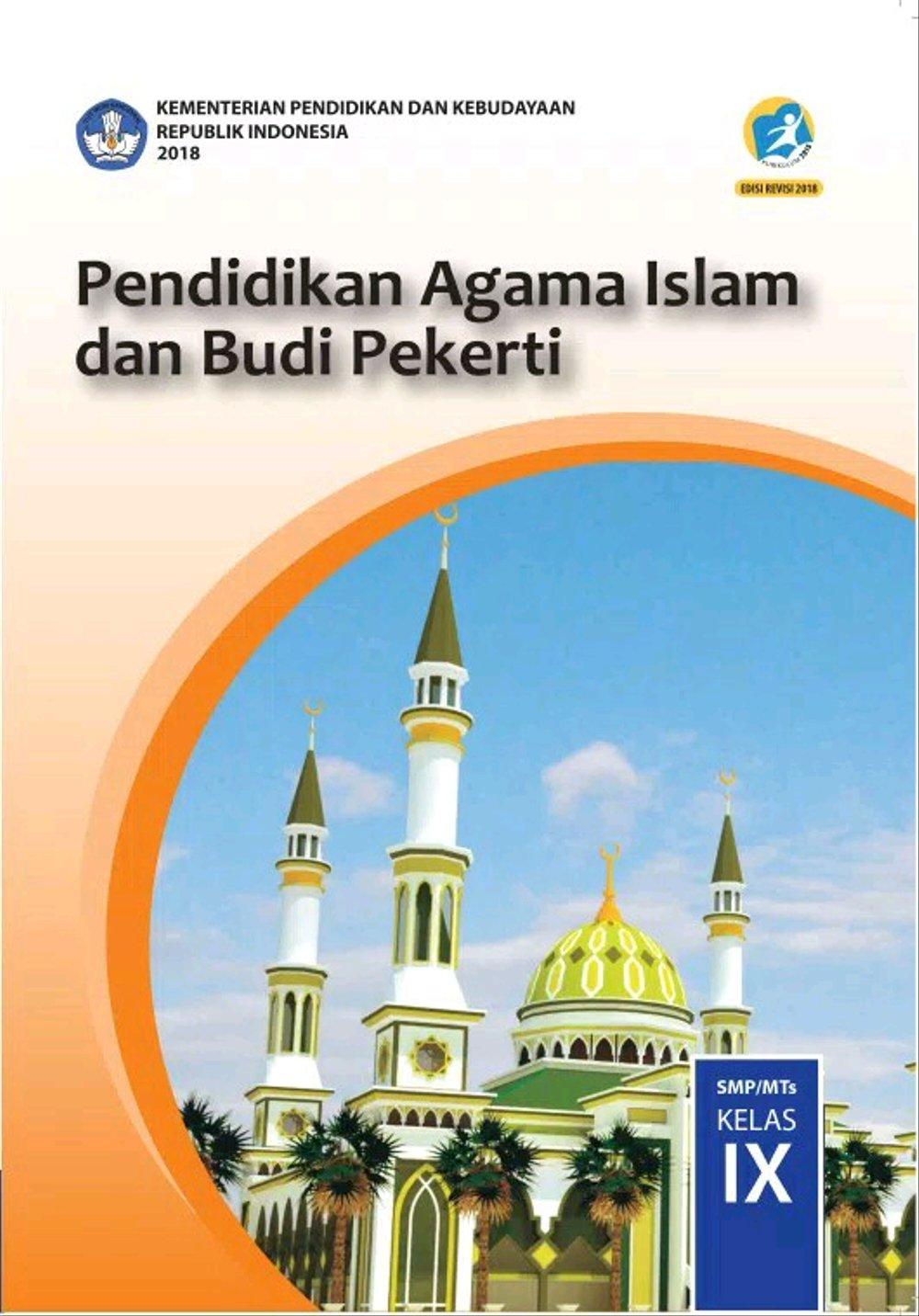 Soal Dan Jawaban Pilihan Ganda Pendidikan Agama Islam Smp Kelas 9 Halaman 256 S D 257