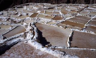 salines de Maras Pérou
