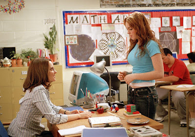 Mean Girls 2004 Lindsay Lohan Tina Fey Image 1