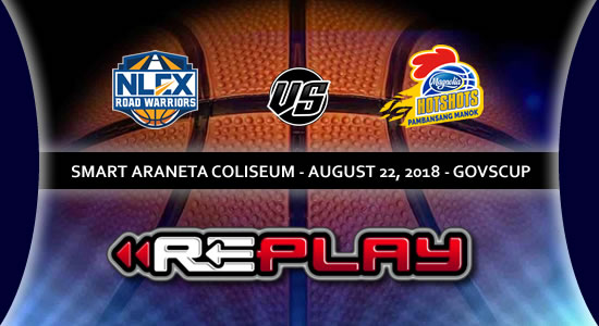 Video Playlist: NLEX Road Warriors vs Magnolia Hotshots game replay 2018 PBA Governors' Cup