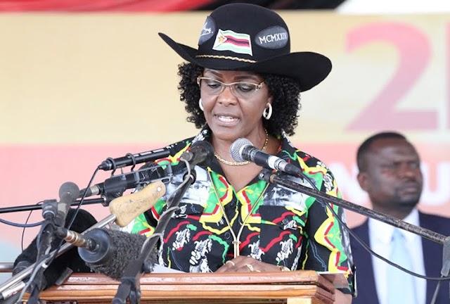 Zanu PF pair 'steal' Grace Mugabe chicks