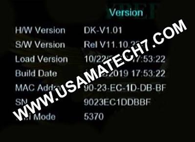Galaxy D80 & Galaxy D265 Receivers New Softwares
