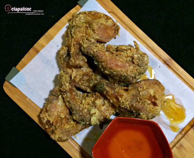 Buffalo Wings from Hai Chix and Steaks Green Hills