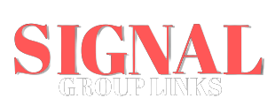 Signal Group Link - Free Signal Group Link All Categories