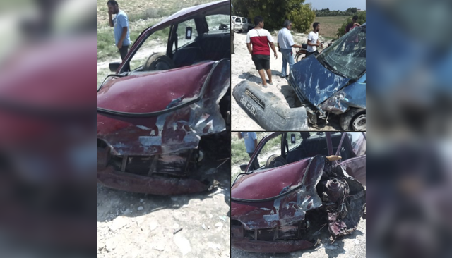 حادث مرور خطير بين رجيش و قصور الساف دون خسائر بشرية