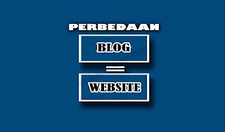 Mengenal Perbedaan dari Blog dan Website Beserta Penjelasannya ala Mas Rinaldo