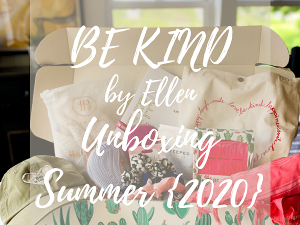 BE KIND by Ellen Summer Subscription Box