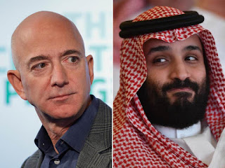 World Richest Man And Also Amazon boss Jeff Bezos 'hacked after WhatsApp message from Saudi crown prince' | World News | Jeremy Spell Blog