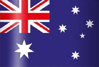 AUSTRALIA-BANDERA