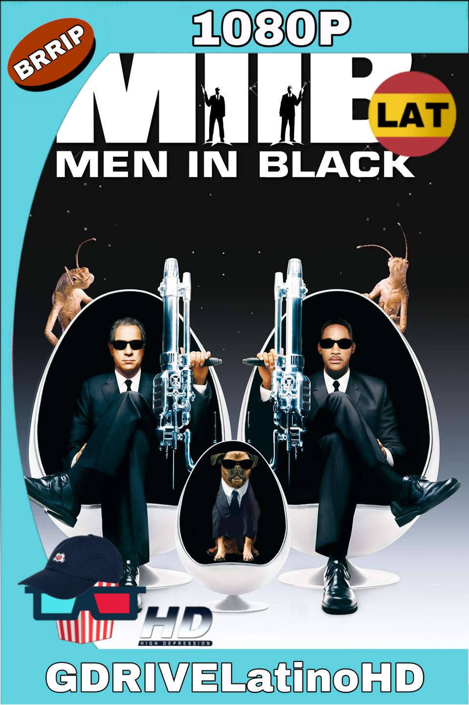 MEN IN BLACK II [2002][MKV][1080P][LATINO][G.DRIVE+] MKV
