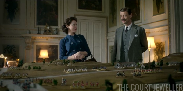 Jewels On Film The Crown Season 2 Episode 6 The