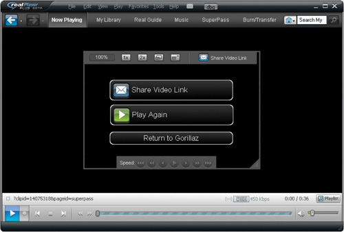 realplayer sp 1.1.5 gratuit