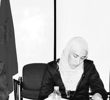 طاقم برشيد بريس يعزي في وفاة نائبة رئيس الجهة سعاد حفظي