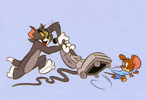 Tom and jerry 2012