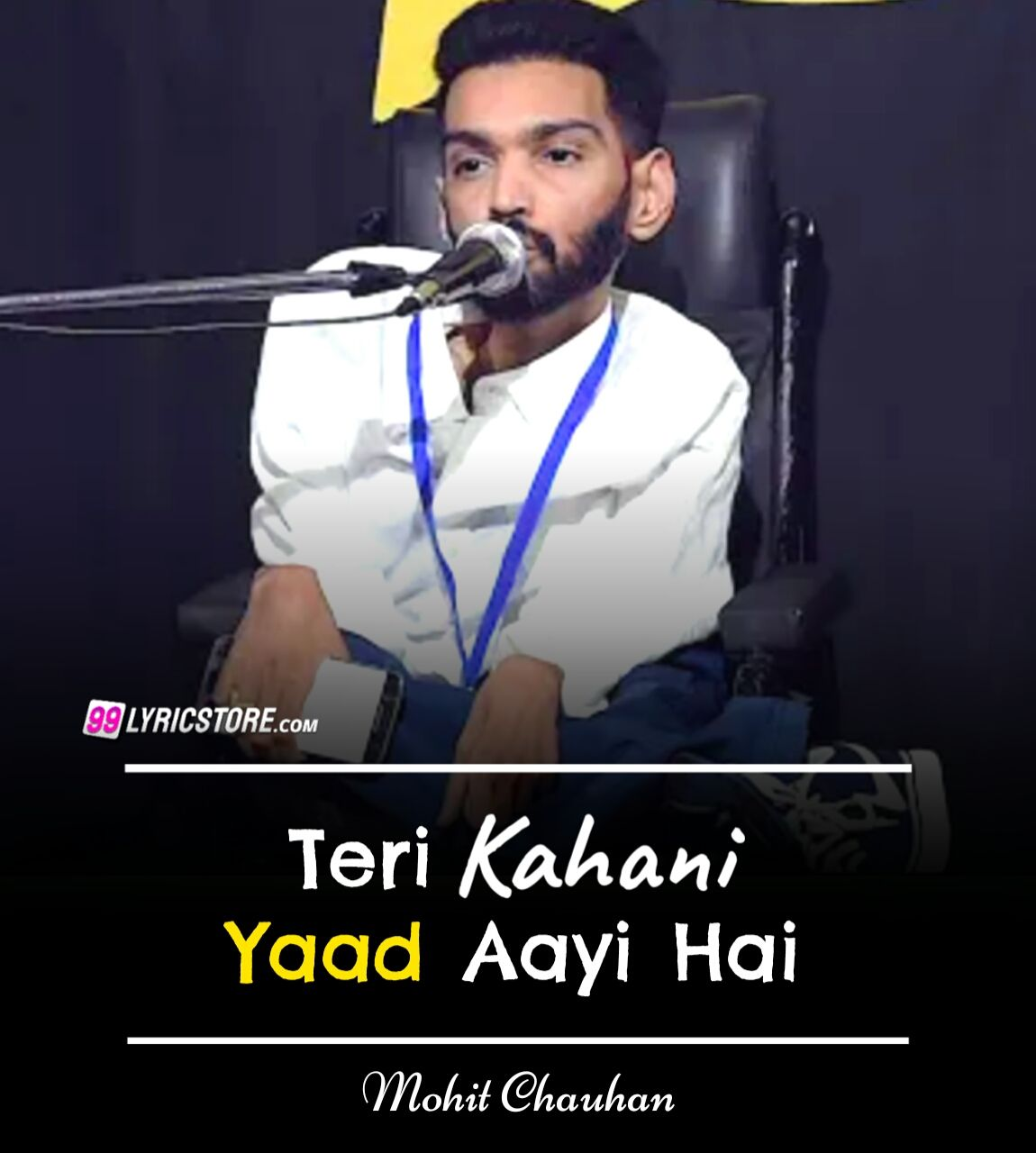 'Teri Kahani Yaad Aayi Hai' Poetry has written and performed by Mohit Chauhan on The Social House's Plateform.