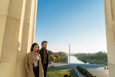Photo of Janina Gavankar and Tom Mison in Sleepy Hollow Season 4 (13)