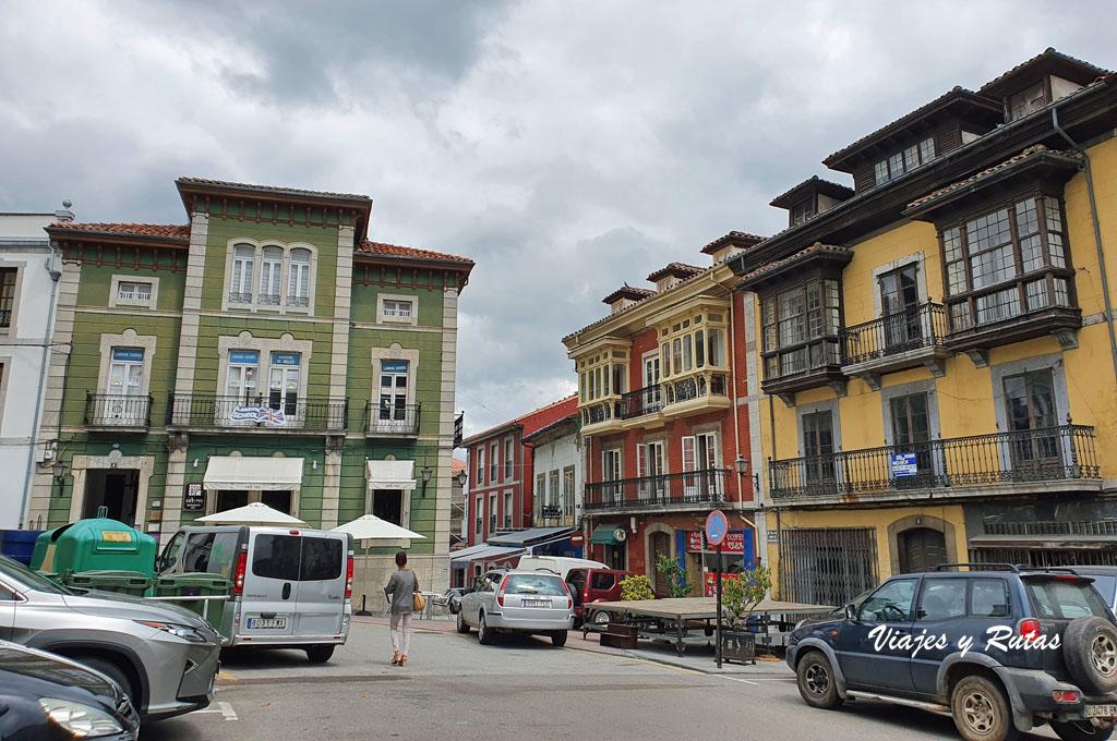 Casas de Pravia, Asturias