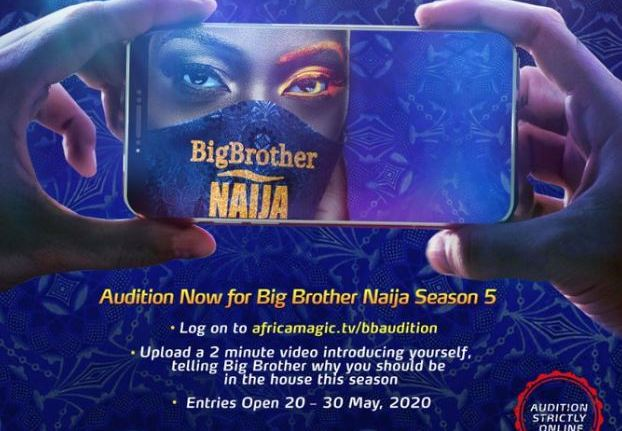 #BBNaija Season 5 Is Back! See How To Audition For Big Brother Naija 2020 Edition