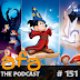 """The AFA Podcast 151: Disney's Fantasia 80th Anniversary [or """"You don't need to make fish sexy""""]"""
