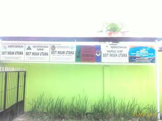 Profil Perpustakaan Sekolah SD IT INSAN UTAMA, Desa TAMAN TIRTO, Bantul Yogyakarta