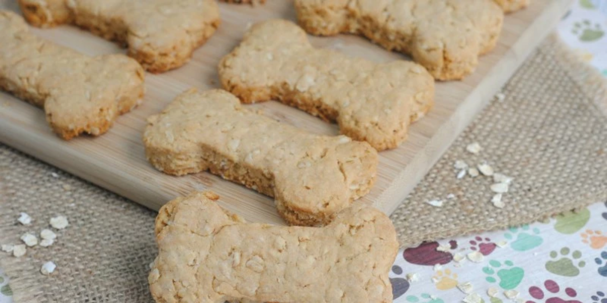 Applesauce Garbanzo Cookies