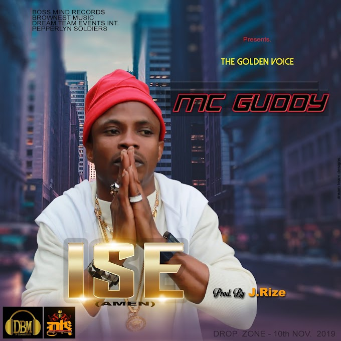 DOWNLOAD MP3: MC Guddy - Ise (Amen)